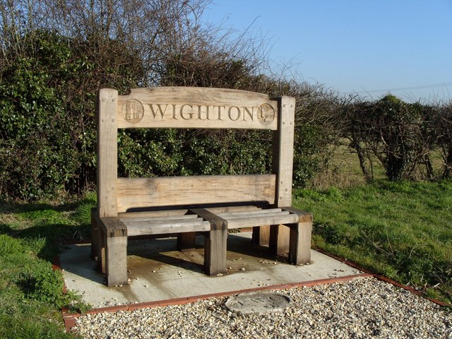 Wighton Village Sign