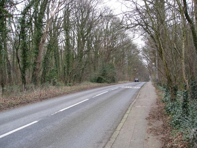 Ashgate Road