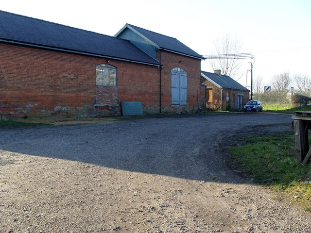 Former Goods Depot, Melton Constable