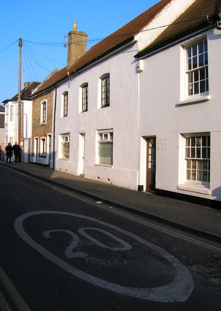 Cottages, John Street