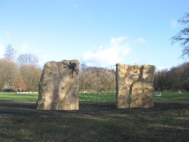 Tadburn Meadows Sculpture Trail