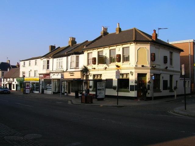 Suters Yard, High Street