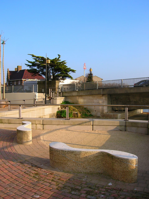 Eastern Side of Norfolk Bridge
