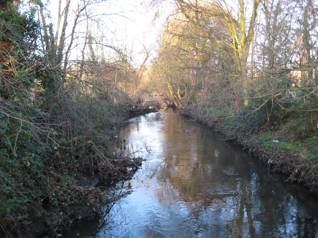 Beverley Brook in East Sheen