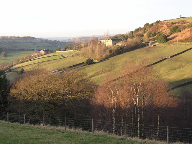 View of New Dean House, Stainland