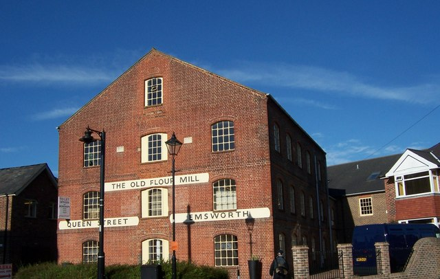 Converted Flour Mill, Emsworth