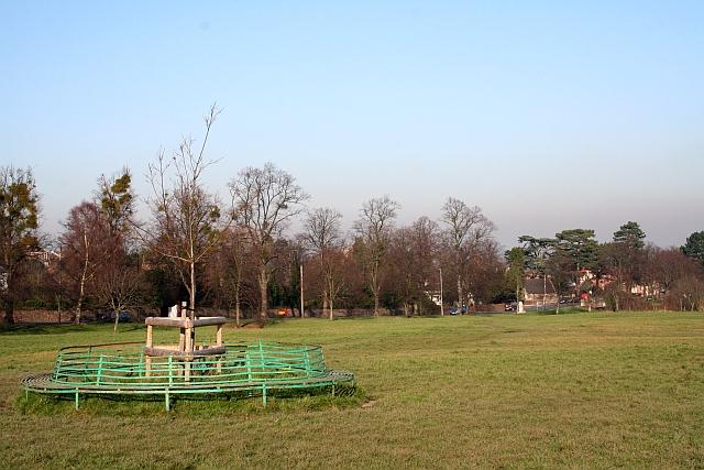 Circular Seat, Malvern Link Common