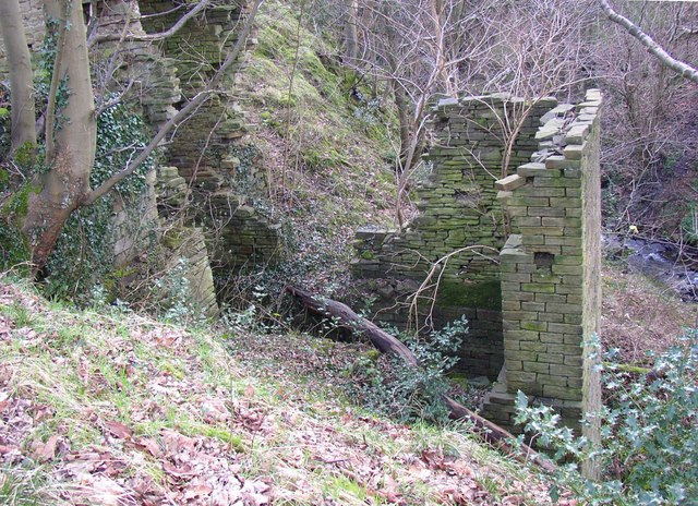 New Mill, Scammonden
