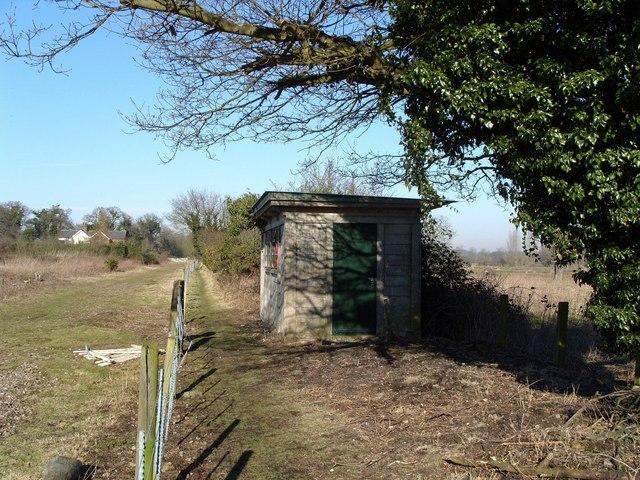 Platelayer's Hut near County School Station