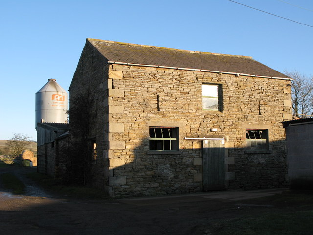 Old barn in Catton