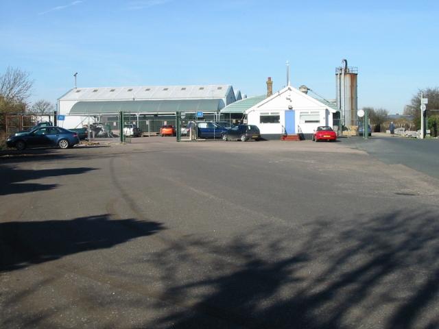 Hutchings timber merchant, Deal