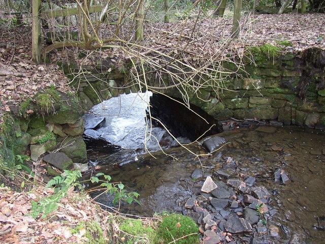 Bridge over Hey Clough, Scammonden
