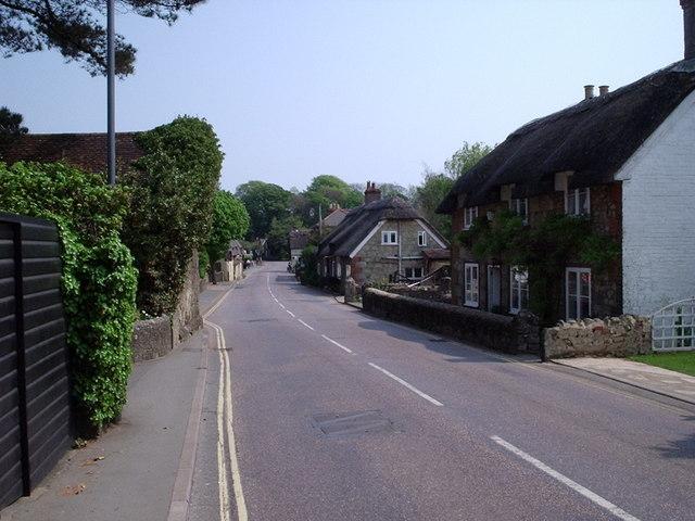 Godshill- Main Street
