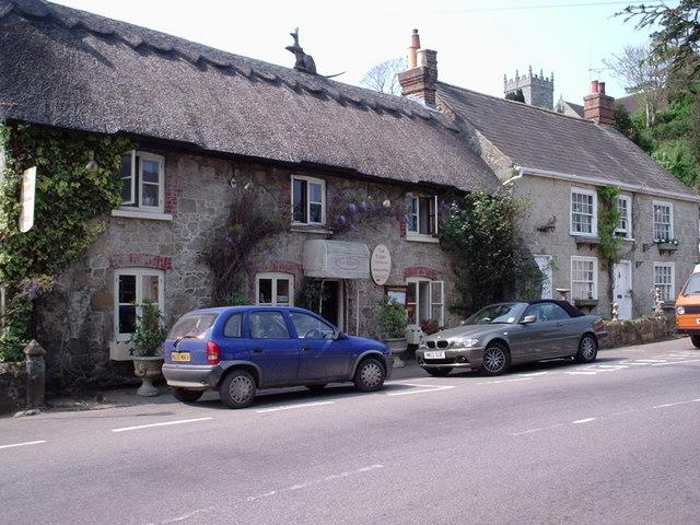 Godshill - Village store