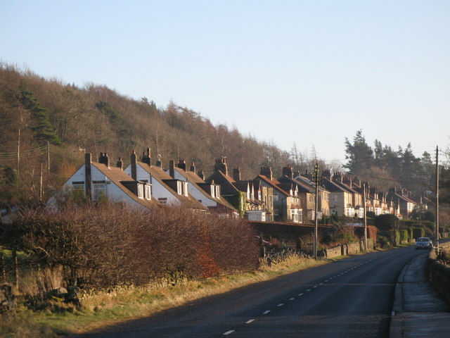Houses on Station Road (2)