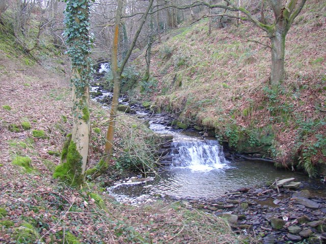Waterfalls, Hey Clough, Scammonden