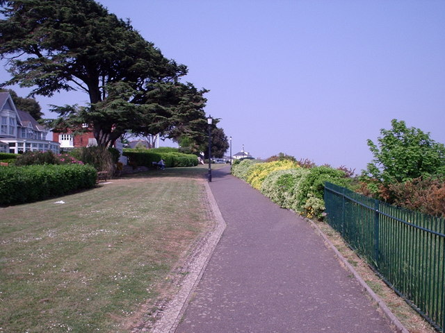 Shanklin - Clifftop walk