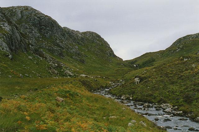 The Inverianvie River