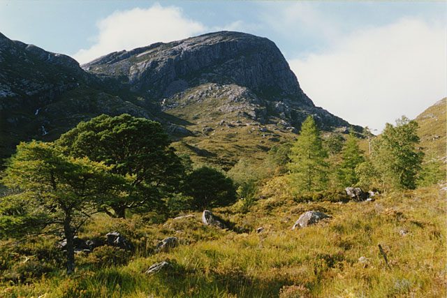 Slopes of Coire Earba