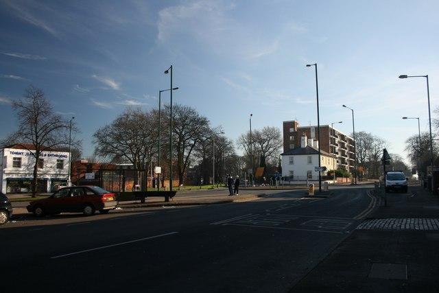 Six Ways Roundabout