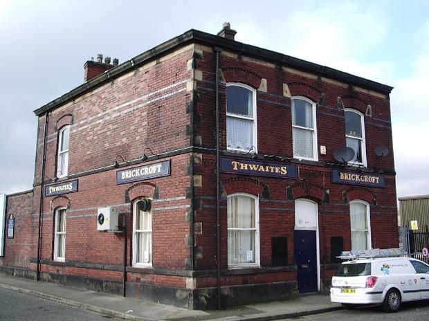 The Brickcroft, Brook Street, Bury
