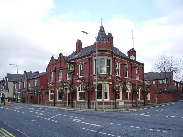 Sundial Hotel, Walmersley Road, Bury