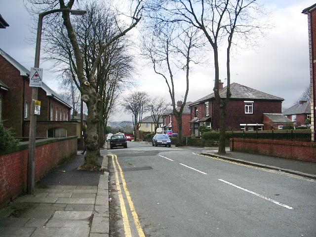 Sunny Avenue, Bury