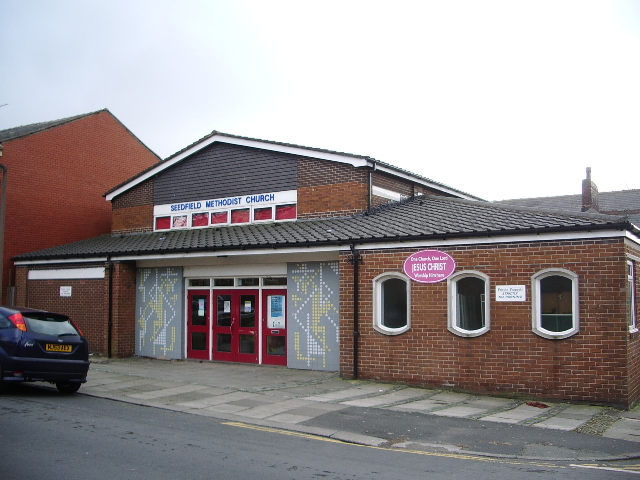 Seedfield Methodist Church, Bury