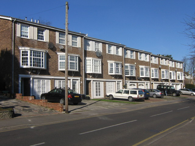 Townhouses in Tubbenden Lane