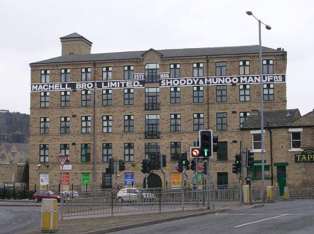 Machell Bros Ltd - Bradford Road