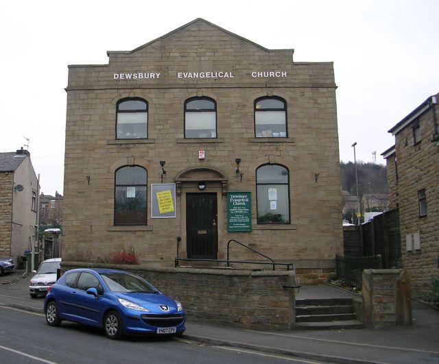 Dewsbury Evangelical Church - Crackenedge Lane