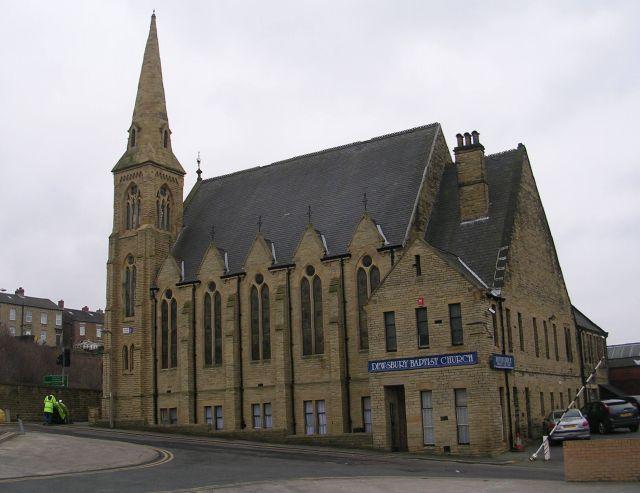 Dewsbury Baptist Church - Manor Street