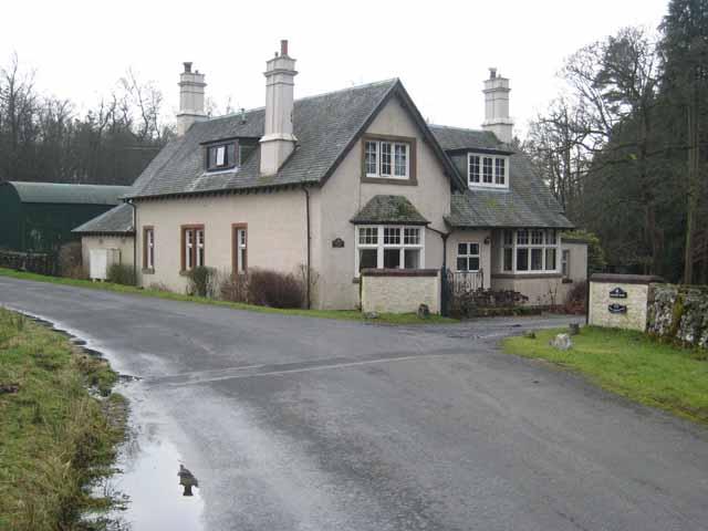 Kershope Lodge