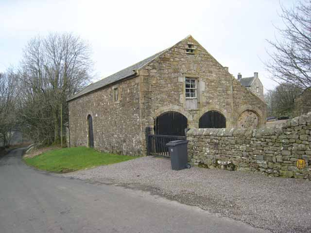 Barn at Stonegarthside Hall
