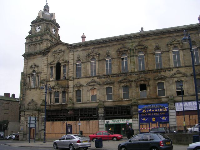 Dewsbury Pioneers Industrial Society Ltd - Northgate