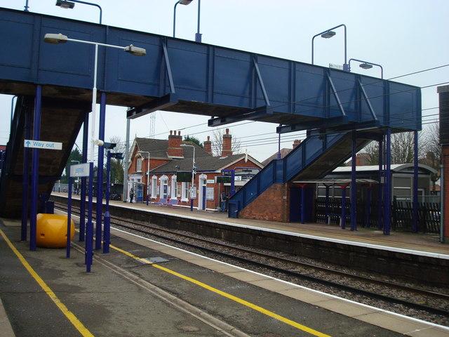 Leagrave Station