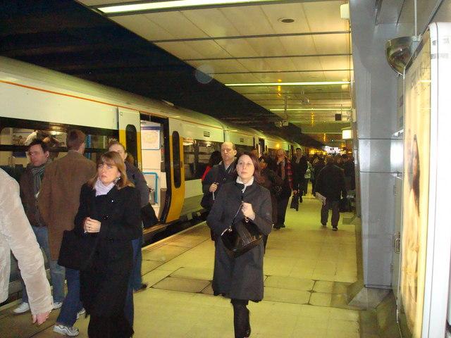 City Thames Link Station