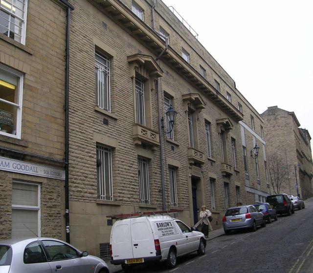 Telephone Exchange - Bond Street
