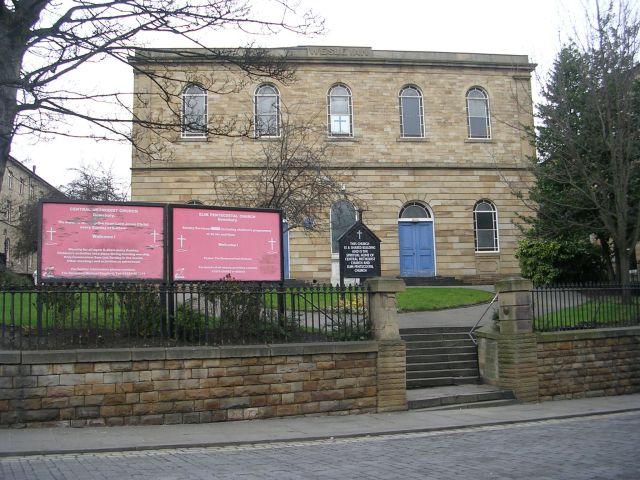 Central Methodist & Elim Pentecostal Church - Daisy Hill