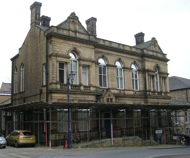 Dewsbury Register Office - Wellington Street
