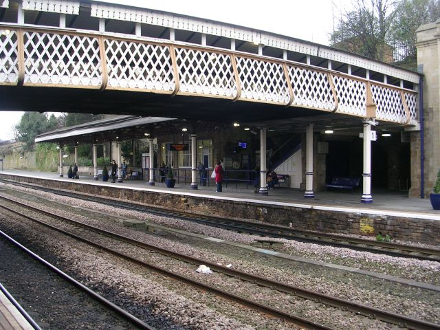 Railway Station - Platform 1