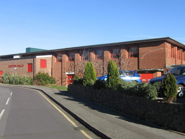 Crofton Halls