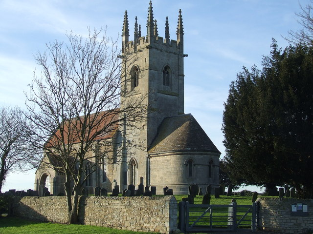 Sempringham Abbey Church