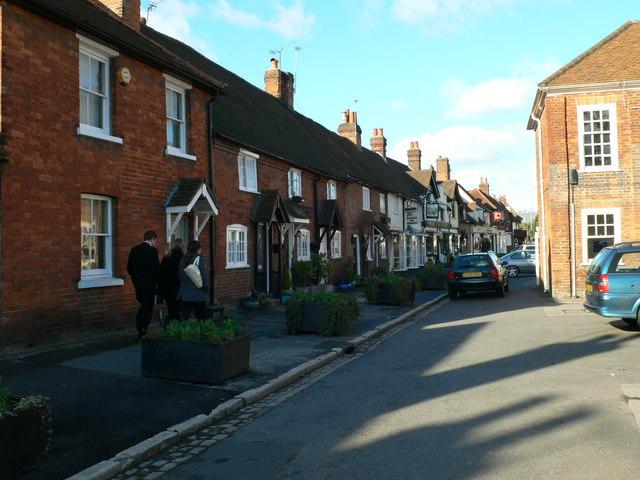 Aylesbury End, Beaconsfield
