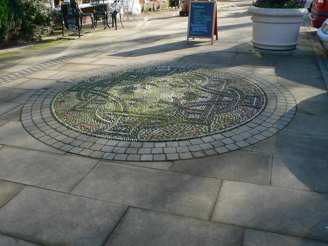 Mosaic, Beaconsfield