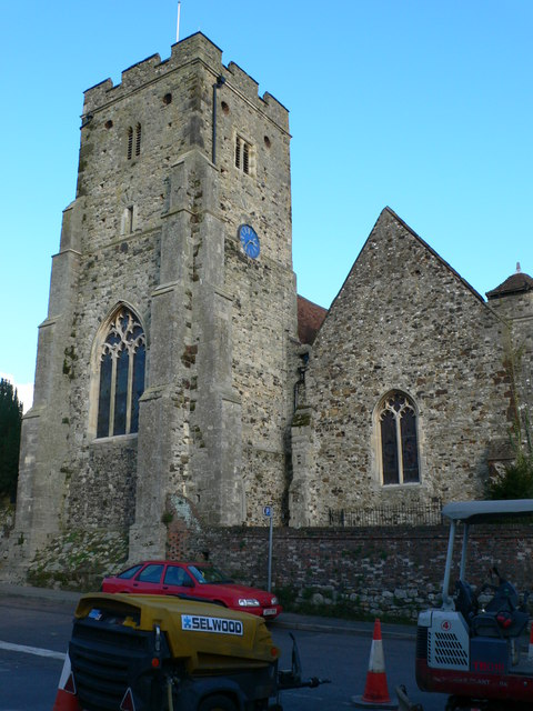 St George's Church, Wrotham