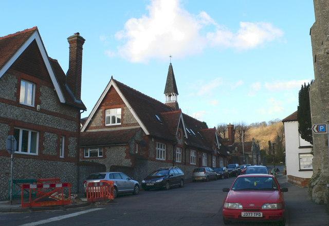 The Old School. Wrotham