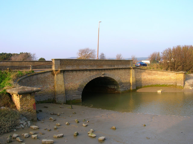 Bridge on the A259