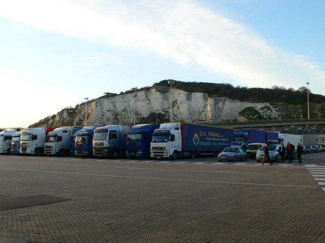 Eastern Docks, Dover
