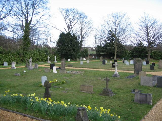 Bramhope Cemetery